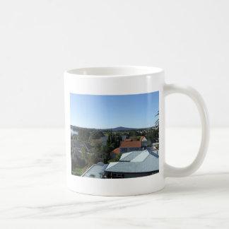 Ngataringa Bay And Rangitoto Island Classic White Coffee Mug