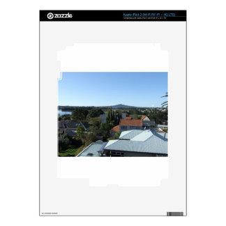 Ngataringa Bay And Rangitoto Island Decals For iPad 3