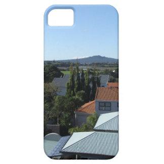 Ngataringa Bay And Rangitoto Island iPhone SE/5/5s Case
