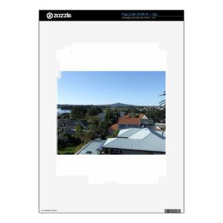 Ngataringa Bay And Rangitoto Island Skins For iPad 2