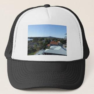 Ngataringa Bay And Rangitoto Island Trucker Hat
