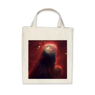 NGC2264 Cone Nebula Canvas Bag
