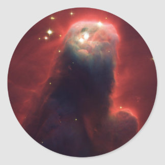 NGC2264 Cone Nebula Classic Round Sticker