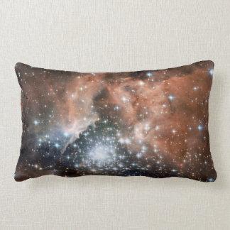 NGC3603 Nebula Lumbar Pillow