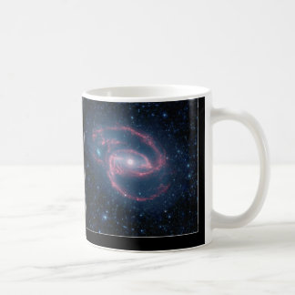 NGC 1097 Coiled Galaxy of the Night Coffee Mug