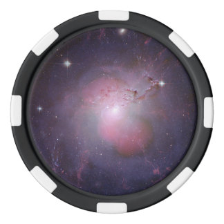 NGC 1275 (Perseus A) Multi-wavelength Composite Poker Chips