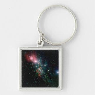 NGC 1333, A Reflection Nebula Keychain