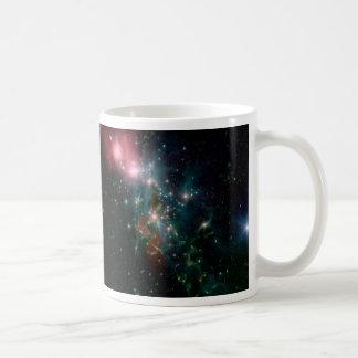 NGC 1333 Chaotic birth of stars Coffee Mug