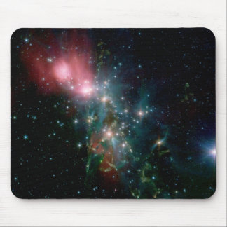 NGC 1333 Chaotic birth of stars Mouse Pad