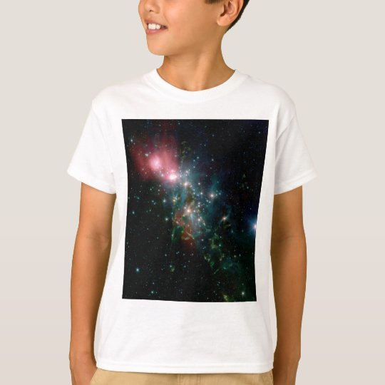 NGC 1333 Chaotic birth of stars T-Shirt