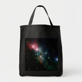NGC 1333 Chaotic birth of stars Tote Bag