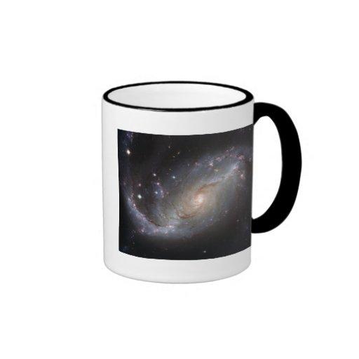 NGC 1672 Barred Spiral Galaxy Mugs