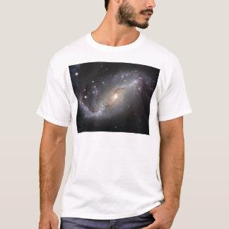 NGC 1672 Barred Spiral Galaxy T-Shirt