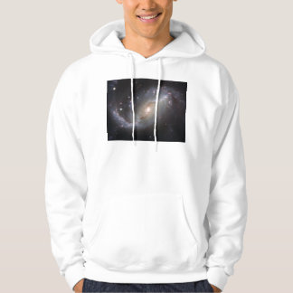 NGC 1672 Barred Spiral - Hubble Space Telescope Hoodie
