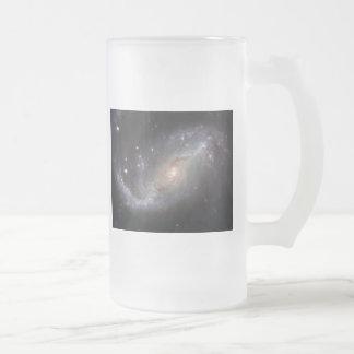 NGC 1672 barró la galaxia espiral Tazas De Café