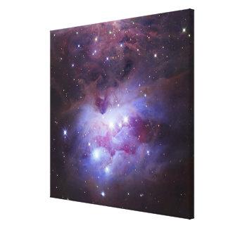 NGC 1973-75-77, nebulosa compleja en Orión Impresiones En Lona Estiradas