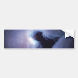 NGC 1999 black hole NASA Bumper Sticker