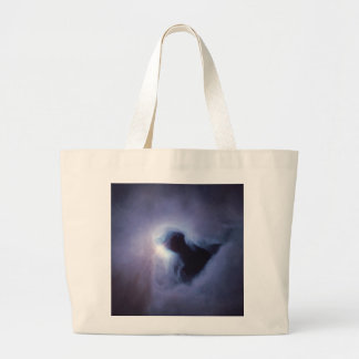 NGC 1999 black hole NASA Large Tote Bag