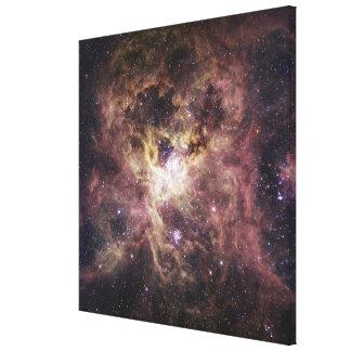 NGC 2070, The Tarantula Nebula Canvas Prints