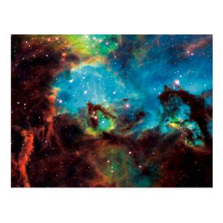 NGC 2074 POST CARD