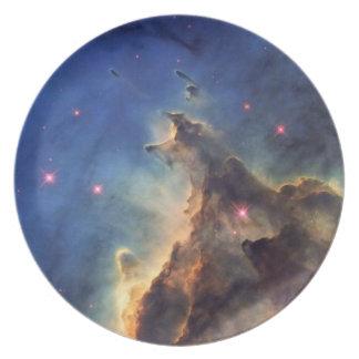 NGC 2174 - Solamente 6400 años luz de la tierra Plato De Cena