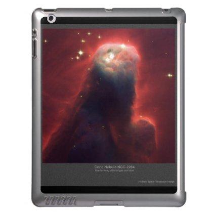 NGC-2264 Cone Nebula iPad Cover