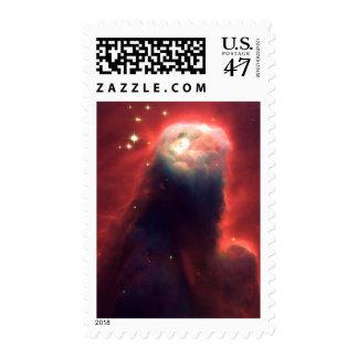 NGC 2264 Cone Nebula Postage Stamp