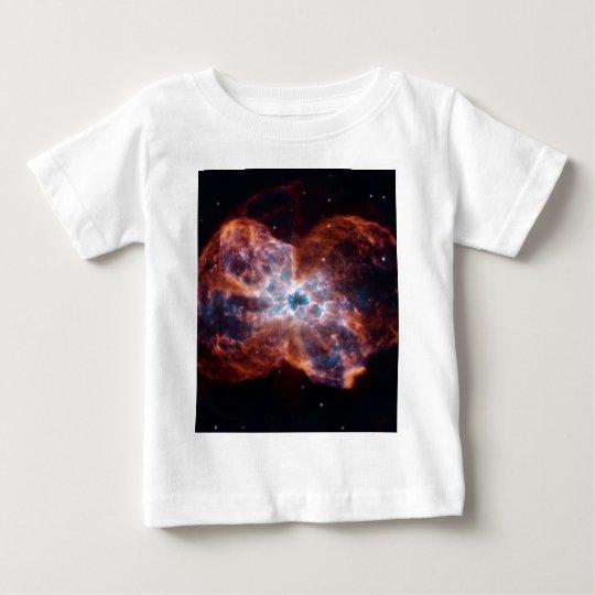 NGC 2440 Last Hurrah star NASA Baby T-Shirt