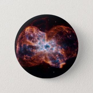 NGC 2440 Last Hurrah star NASA Button