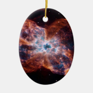 NGC 2440 Last Hurrah star NASA Ceramic Ornament