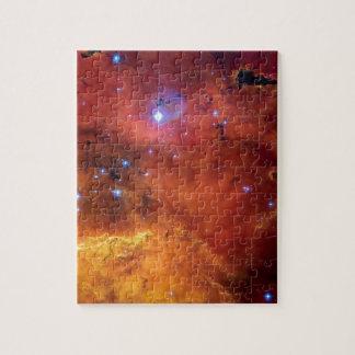NGC 2467 Star Forming Nebula Jigsaw Puzzle