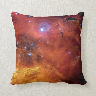 NGC 2467 Star Forming Nebula Throw Pillow