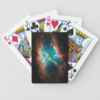 NGC 2818 Bicycle Playing Cards