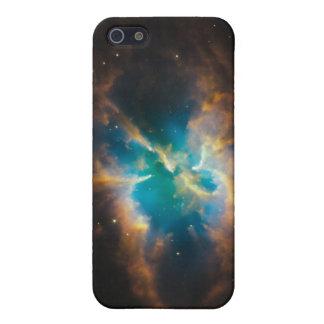 NGC 2818 Planetary nebula glowing iPhone 5 Cases