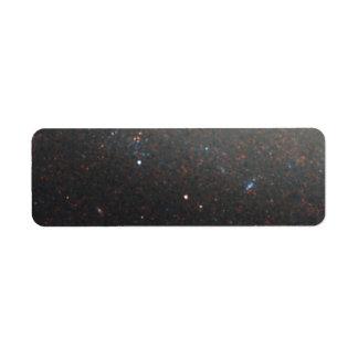 NGC 3021 NICMOS:ACS Detail 3 Custom Return Address Label