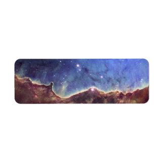 NGC 3324 ETIQUETA DE REMITE