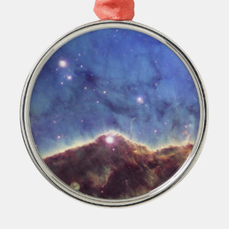NGC 3324 Keyhole nebula in Carina Metal Ornament