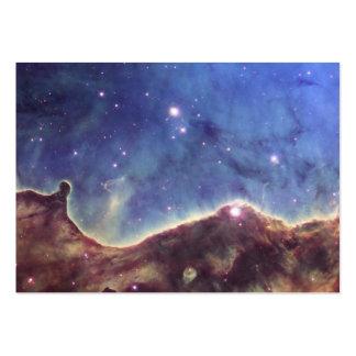NGC 3324 TARJETAS DE VISITA GRANDES