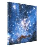NGC 346 Infant Stars Canvas Print
