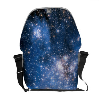 NGC 346 Infant Stars Courier Bag