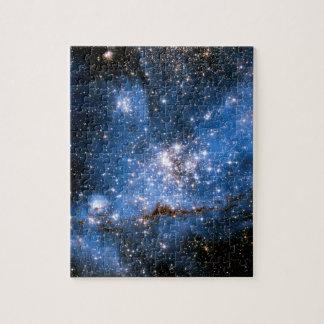 NGC 346 Infant Stars Jigsaw Puzzle