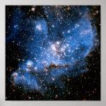 NGC 346 Infant Stars Print