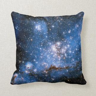 NGC 346 Infant Stars Throw Pillow