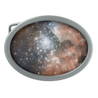 Ngc 3603 Emission Nebula Belt Buckles