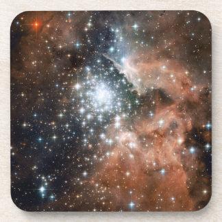 Ngc 3603 Emission Nebula Drink Coaster