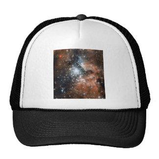 Ngc 3603 Emission Nebula Mesh Hat