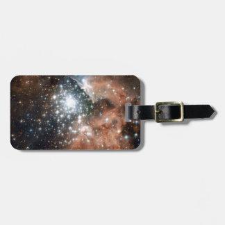 Ngc 3603 Emission Nebula Tag For Luggage