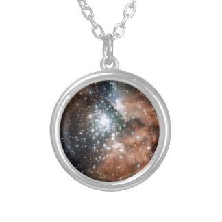 Ngc 3603 Emission Nebula Custom Necklace
