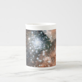 Ngc 3603 Emission Nebula Porcelain Mugs