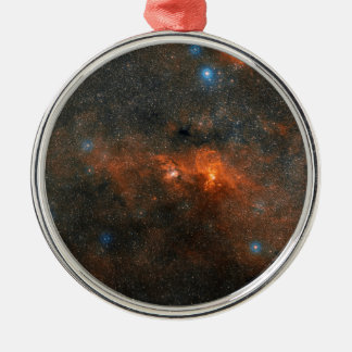 NGC 3603 Open Star Cluster Christmas Ornament